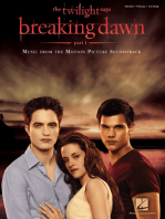 Twilight - Breaking Dawn, Part 1: Music from the Motion Picture Soundtrack