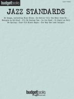Jazz Standards: Easy Piano Budget Books