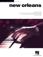 New Orleans Jazz Piano Solos
