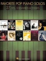 Favorite Pop Piano Solos