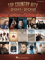 Top Country Hits of 2011-2012