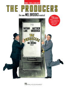 The Producers: Piano/Vocal Highlights