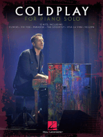 Coldplay for Piano Solo