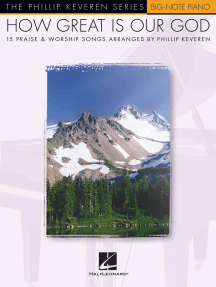 How Great Is Our God (Songbook)