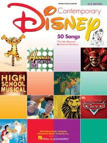 Contemporary Disney (Songbook)