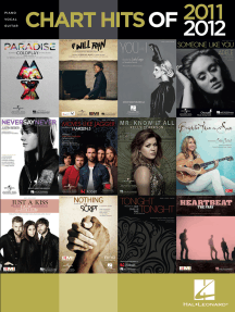 Chart Hits of 2011-2012 (Songbook)