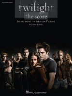 Twilight - The Score