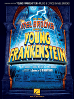 Young Frankenstein: Piano/Vocal Selections