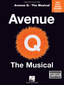 Avenue Q - The Musical: Piano/Vocal Selections