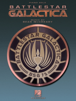 Battlestar Galactica: Piano Solo Arrangements