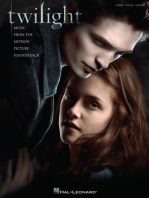 Twilight: Music from the Motion Picture P/V/G Edition