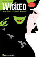 Wicked: A New Musical - Piano/Vocal Selections (Melody in the Piano Part)