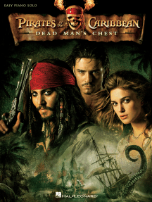 Pirates of the Caribbean - Dead Man's Chest (Songbook): Easy Piano Solo