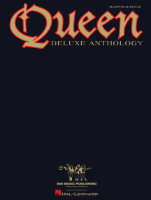 Queen - Deluxe Anthology (Songbook)