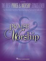 The Best Praise & Worship Songs Ever