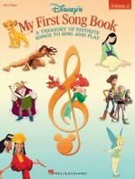 Disney's My First Songbook - Volume 2