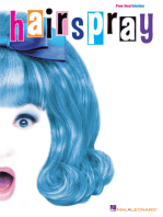 Hairspray: Piano/Vocal Selections