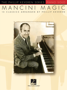 Mancini Magic: arr. Phillip Keveren The Phillip Keveren Series Piano Solo