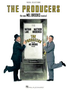 The Producers: Voice Line with Piano Accompaniment Format
