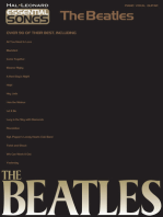 Essential Songs - The Beatles