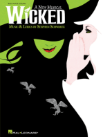 Wicked: Piano Play-Along Volume 46
