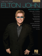 Elton John Anthology - 2nd Edition