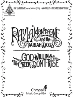 Ray LaMontagne and the Pariah Dogs - God Willin' & The Creek Don't Rise