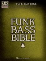 Funk Bass Bible