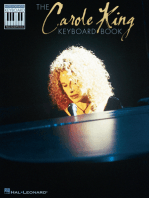 The Carole King Keyboard Book