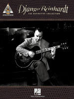 Django Reinhardt - The Definitive Collection: Guitar Recorded Versions
