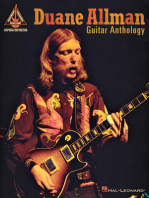 Duane Allman Guitar Anthology