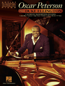 Oscar Peterson Plays Duke Ellington: Piano Artist Transcriptions