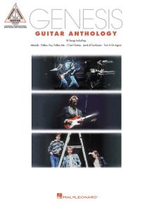Genesis Guitar Anthology
