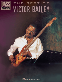 The Best of Victor Bailey (Songbook)