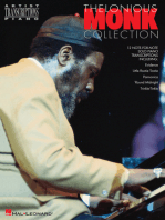 Thelonious Monk - Collection: Piano Transcriptions