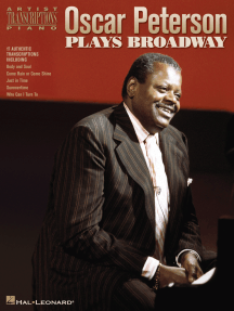 Oscar Peterson Plays Broadway Songbook