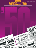 Songs of the '50s - Second Edition: The Decade Series