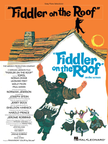 Fiddler on the Roof: Easy Piano Selections