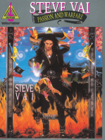 Steve Vai - Passion & Warfare