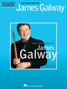 The Very Best of James Galway: Flute Transcriptions