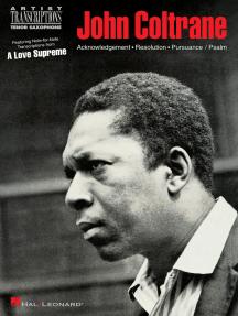 John Coltrane - A Love Supreme: Tenor Saxophone