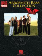 Aerosmith Bass Collection