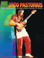 Jaco Pastorius - The Greatest Jazz-Fusion Bass Player