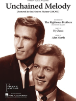 Unchained Melody (Sheet Music)