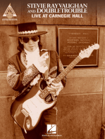 Stevie Ray Vaughan and Double Trouble - Live at Carnegie Hall