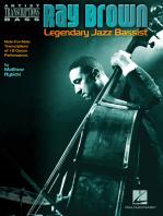 Ray Brown - Legendary Jazz Bassist