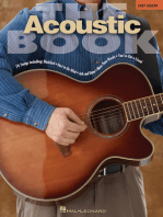 The Acoustic Book