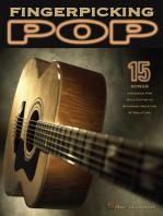 Fingerpicking Pop: 15 Songs Arranged for Solo Guitar in Standard Notation & Tab