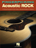 Fingerpicking Acoustic Rock
