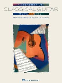 A Treasury of Classical Guitar Repertoire